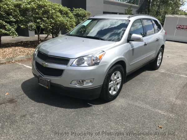 2012 Chevrolet Traverse Reviews, Ratings, Prices - Consumer