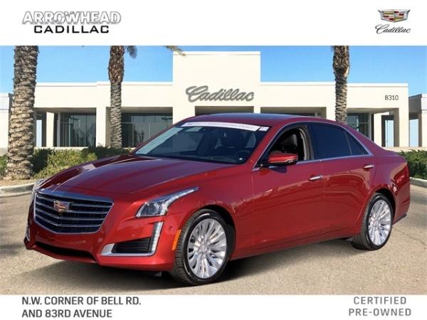 2018 Cadillac CTS in Glendale, AZ