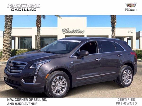 2017 Cadillac XT5 in Glendale, AZ