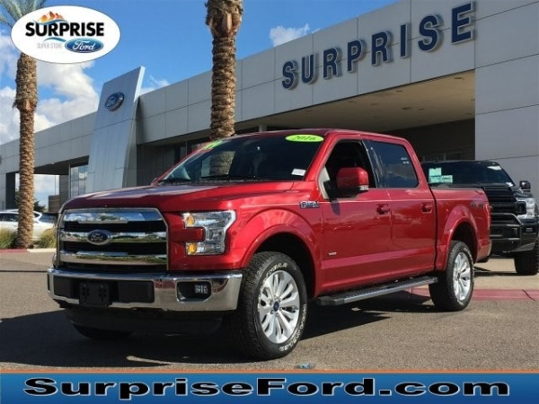 2016 Ford F 150 In Surprise Az