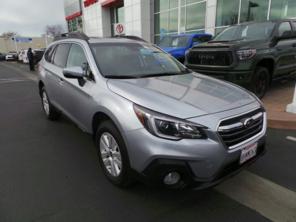 2019 Subaru Outback in Chico, CA