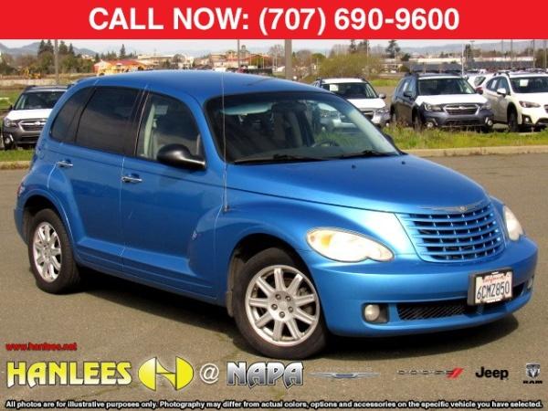 2008 Chrysler Pt Cruiser 4dr Wagon Touring 4 888 Napa Ca