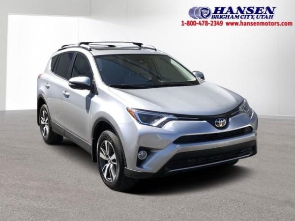 2018 Toyota RAV4 in Brigham City, UT