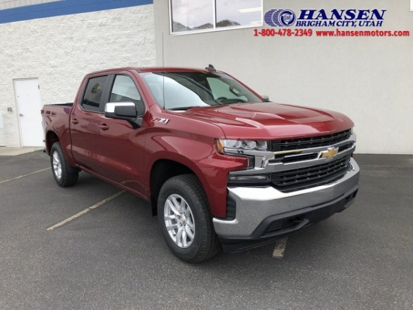 2019 Chevrolet Silverado 1500 in Brigham City, UT