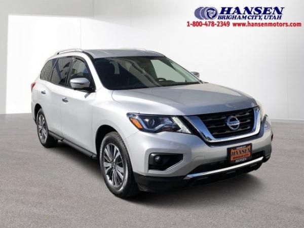 2019 Nissan Pathfinder in Brigham City, UT