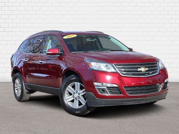 2015 Chevrolet Traverse in Fort Collins, CO
