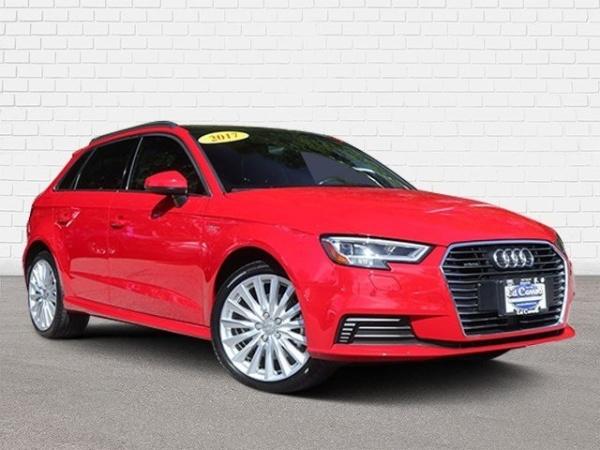 2017 Audi A3 e-tron Premium Plus