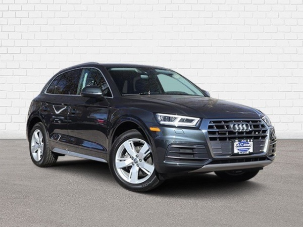 2019 Audi Q5 in Fort Collins, CO