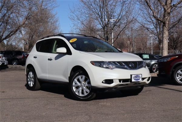 2012 Nissan Murano in Fort Collins, CO