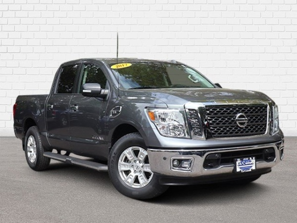 2017 Nissan Titan in Fort Collins, CO