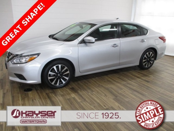 2018 Nissan Altima in Watertown, WI