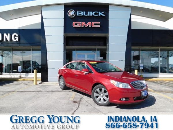2013 Buick LaCrosse in Indianola, IA
