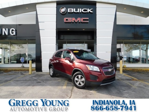 2016 Chevrolet Trax in Indianola, IA