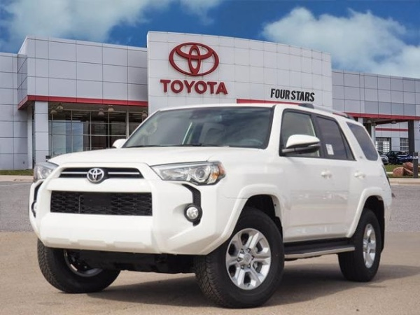 2020 Toyota 4Runner in Altus, OK