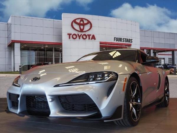 2020 Toyota GR Supra in Altus, OK