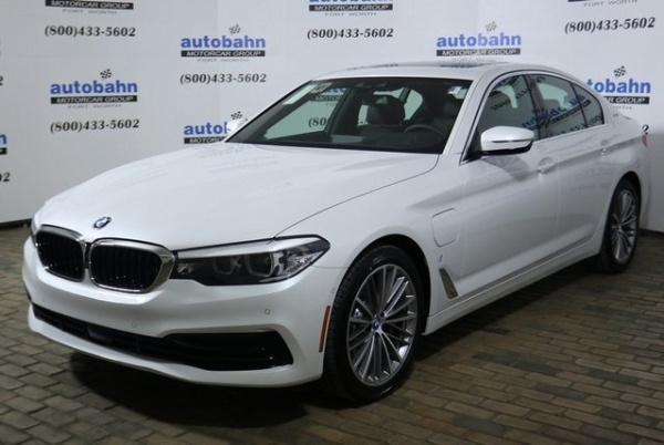 2019 BMW 5 Series in FORT WORTH, TX