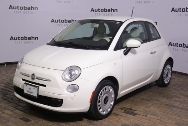 2013 FIAT 500 in FORT WORTH, TX