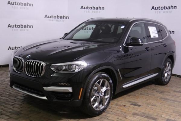 2020 BMW X3 in FORT WORTH, TX