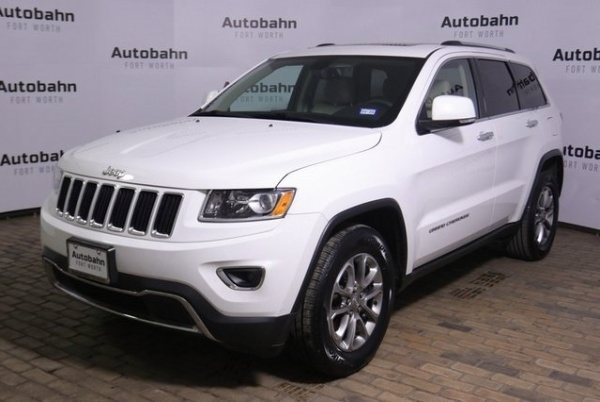 2014 Jeep Grand Cherokee in Fort Worth, TX