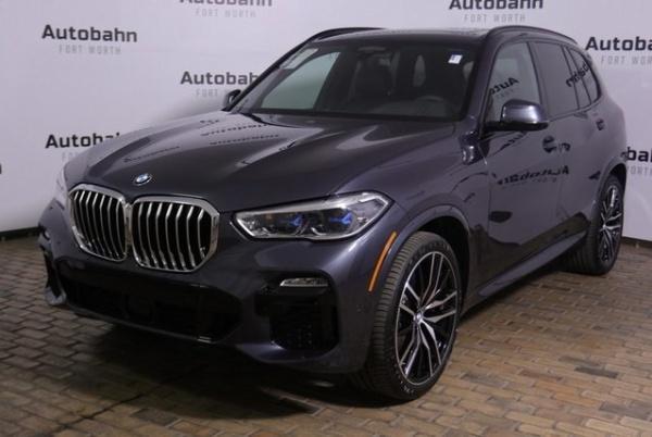 2020 BMW X5 in FORT WORTH, TX