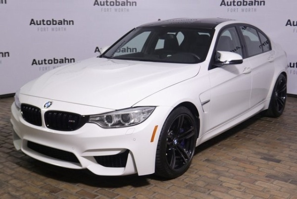 2017 BMW M3 in FORT WORTH, TX