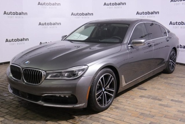 2016 BMW 7 Series in Fort Worth, TX