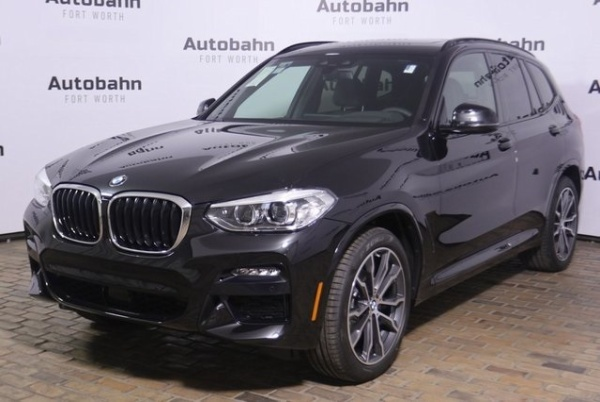 2020 BMW X3 in FORT WORTH, TX