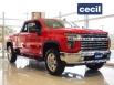 2020 Chevrolet Silverado 2500HD LTZ Crew Cab Standard Bed 4WD for Sale in Kerrville, TX