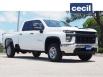 2020 Chevrolet Silverado 2500HD WT Crew Cab Standard Bed 4WD for Sale in Kerrville, TX