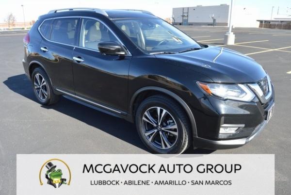 2017 Nissan Rogue in Lubbock, TX