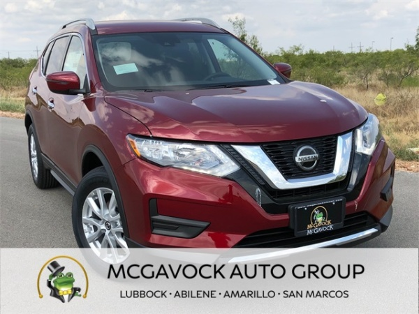 2020 Nissan Rogue in Lubbock, TX