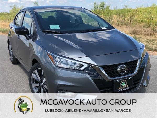 2020 Nissan Versa in Lubbock, TX