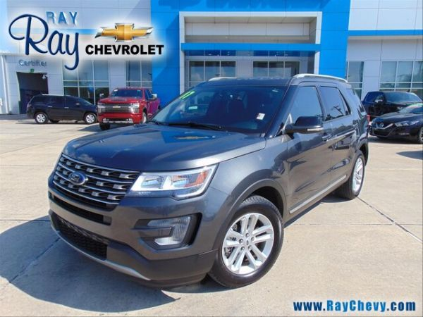 2017 Ford Explorer in Abbeville, LA