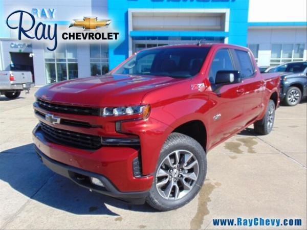 2020 Chevrolet Silverado 1500 in Abbeville, LA