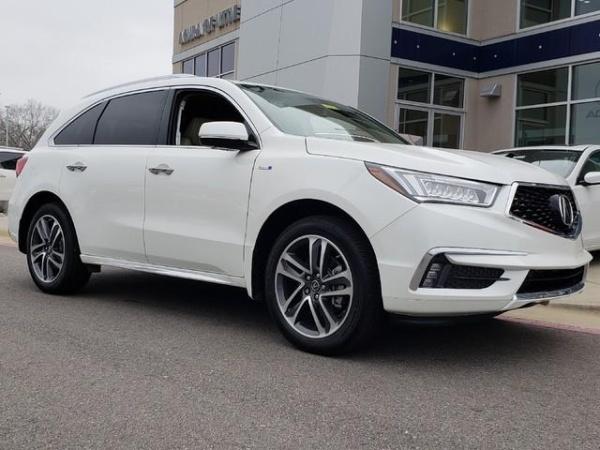 2019 Acura MDX Sport Hybrid