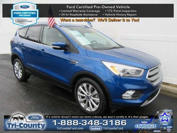 2017 Ford Escape in Buckner, KY