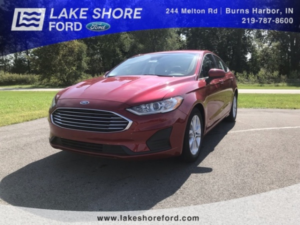 2020 Ford Fusion in Burns Harbor, IN