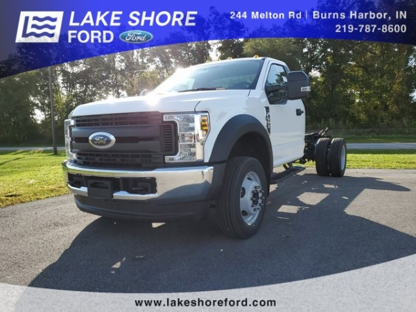 2019 Ford Super Duty F-450 Chassis Cab in Burns Harbor, IN