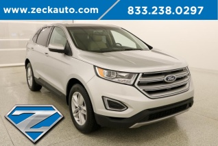 Ford Dealers Ma >> 2018 Ford Edge Prices, Incentives & Dealers | TrueCar