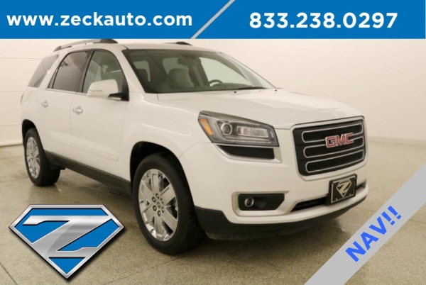 2017 GMC Acadia Limited in Leavenworth, KS