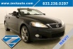2010 Lexus IS IS 350C Convertible RWD Automatic for Sale in Leavenworth, KS