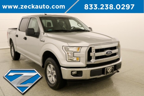 2017 Ford F-150 in Leavenworth, KS