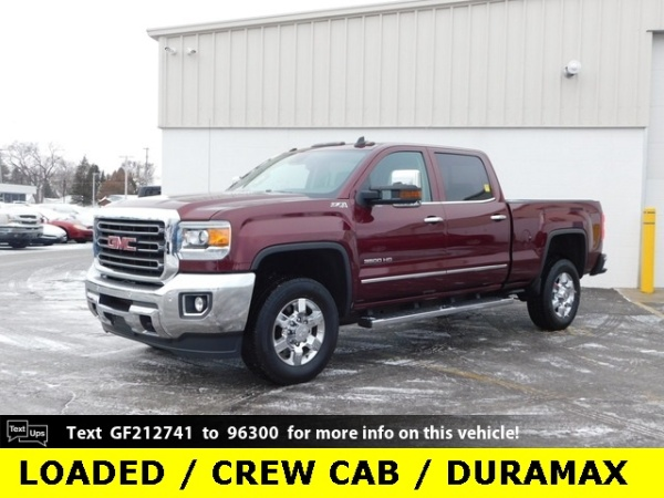 2016 GMC Sierra 3500HD in Monroe, MI