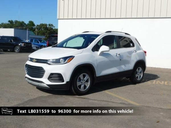 2020 Chevrolet Trax in Monroe, MI