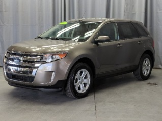 Used  Ford Edge Sel Awd For Sale In Monroe Mi