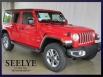 2019 Jeep Wrangler Unlimited Sahara for Sale in Paw Paw, MI