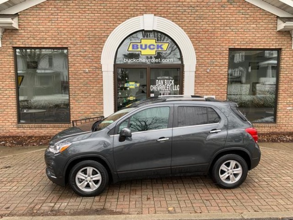 2018 Chevrolet Trax in Canal Fulton, OH