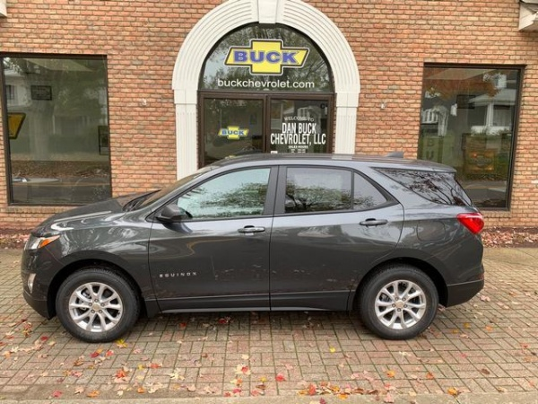 2020 Chevrolet Equinox in Canal Fulton, OH