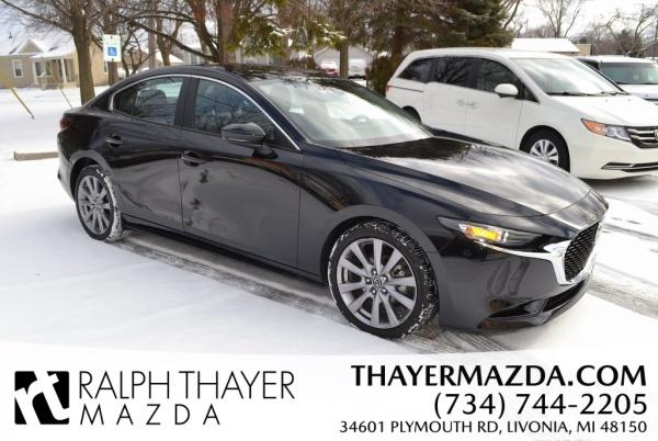 2019 Mazda Mazda3 in Livonia, MI