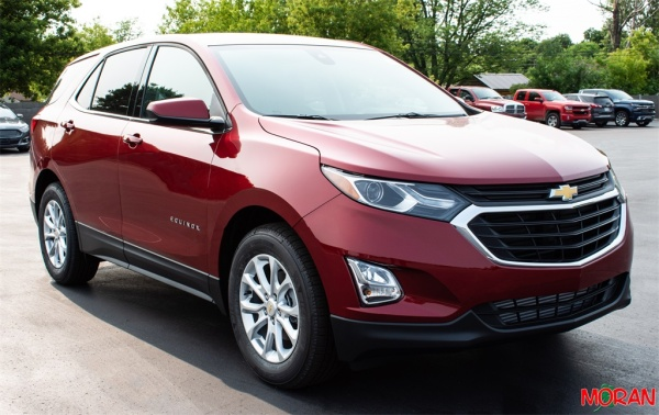 2020 Chevrolet Equinox in Clinton Township, MI